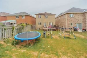 Fully Detached HOME in Brampton **No Homes Behind!