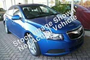 2009 Holden Cruze JG CD Red 6 Speed Sports Automatic Sedan Somerton Park Holdfast Bay Preview