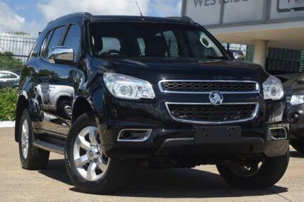 2015 Holden Colorado 7 RG MY15 LTZ Black 6 Speed Sports Automatic Wagon