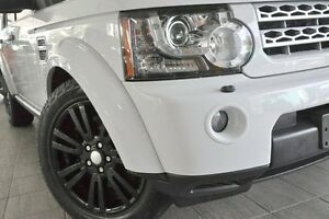 2014 Land Rover Discovery 4 MY13 3.0 TDV6 White 8 Speed Automatic Wagon Roseville Ku-ring-gai Area Preview