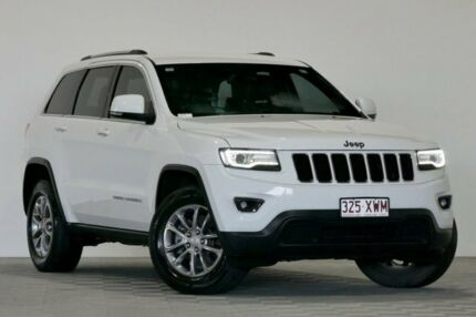 2013 Jeep Grand Cherokee WK MY14 Laredo (4x2) White 8 Speed Automatic Wagon Salisbury Brisbane South West Preview