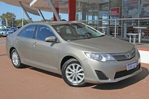 2015 Toyota Camry ASV50R Altise Magnetic Bronze 6 Speed Sports Automatic Sedan Myaree Melville Area Preview