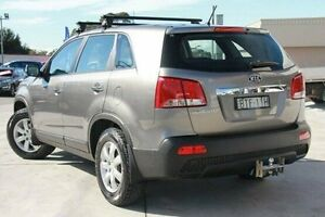 2010 Kia Sorento XM MY10 SI Grey 6 Speed Sports Automatic Wagon Pennant Hills Hornsby Area Preview