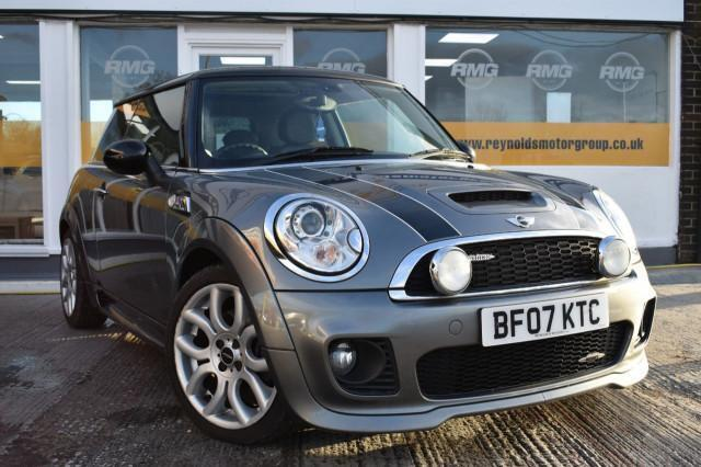 2007 07 MINI HATCH 1 6 JCW COOPER S GOOD AND BAD CREDIT CAR FINANCE  AVAILABLE | in Southend-on-Sea, Essex | Gumtree