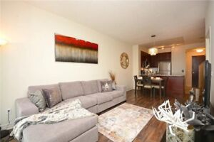 1 Bdrm Plus Den Suite In The Heart Of Downtown Mississauga