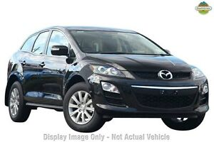 2011 Mazda CX-7 ER10L2 Classic Activematic Black 5 Speed Sports Automatic Wagon Upper Ferntree Gully Knox Area Preview