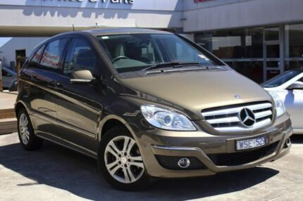 2008 Mercedes-Benz B200 W245 MY08 Brown 7 Speed Constant Variable Hatchback Frankston Frankston Area Preview