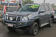 2012 Toyota Landcruiser Prado KDJ150R GXL Blue 6 Speed Manual Wagon Noosaville Noosa Area Preview