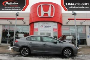2013 Honda Civic Sdn EX - SAFE RELIABLE AND FUN TO DRIVE -