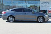 2016 Ford Mondeo MD Titanium PwrShift Grey 6 Speed Sports Automatic Dual Clutch Hatchback Osborne Park Stirling Area Preview
