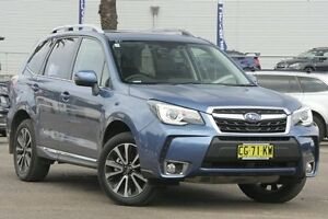 2016 Subaru Forester MY15 2.0XT Premium Blue 8 Speed Continuous Variable Wagon Zetland Inner Sydney Preview