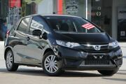 2015 Honda Jazz GF MY15 VTi Black 5 Speed Manual Hatchback Kippa-ring Redcliffe Area Preview