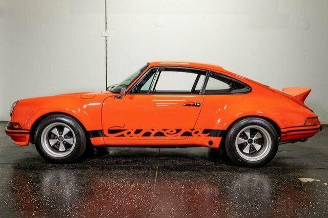Image 1 Coche Americano de época Porsche 911 1974