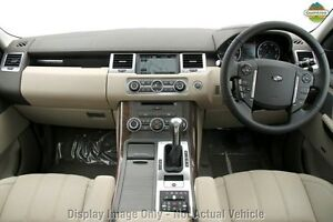2012 Land Rover Range Rover Sport L320 13MY SDV6 CommandShift Luxury Black 6 Speed Sports Automatic Wangara Wanneroo Area Preview