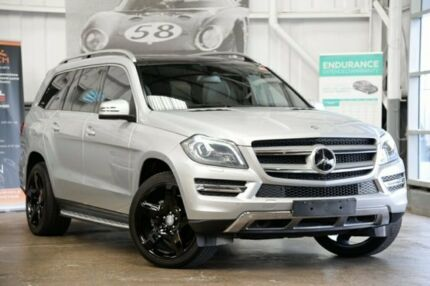 2013 Mercedes-Benz GL350 X166 BlueTEC 7G-Tronic + Silver 7 Speed Sports Automatic Wagon Albion Brisbane North East Preview