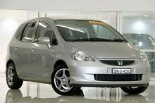 2006 Honda Jazz GD MY05 VTi Silver 5 Speed Manual Hatchback Waitara Hornsby Area Preview