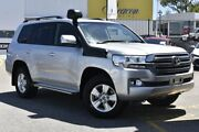 2018 Toyota Landcruiser VDJ200R GXL Silver 6 Speed Sports Automatic Wagon Claremont Nedlands Area Preview