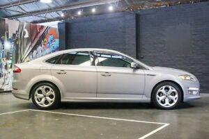 2012 Ford Mondeo MC Titanium PwrShift TDCi Silver 6 Speed Sports Automatic Dual Clutch Hatchback
