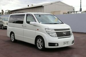 Nissan Elgrand, 8 Seater, MPV, People Mover Kenwick Gosnells Area Preview
