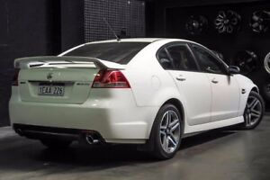 2012 Holden Commodore VE II MY12 SV6 Heron White 6 Speed Sports Automatic Sedan
