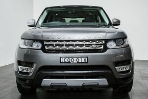 2013 Land Rover Range Rover Sport L494 MY14 SDV6 CommandShift HSE Grey 8 Speed Sports Automatic Rozelle Leichhardt Area Preview