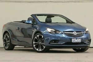 2015 Holden Cascada Blue Sports Automatic Convertible Vermont Whitehorse Area Preview