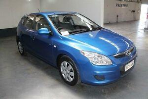 2008 Hyundai i30 FD SX 1.6 CRDi Blue 5 Speed Manual Hatchback Pennington Charles Sturt Area Preview