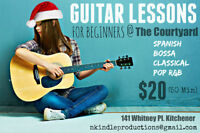 Guitar Lessons For Beginners *** Holiday Special ***