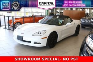 2011 Chevrolet Corvette with 3LT Convertible