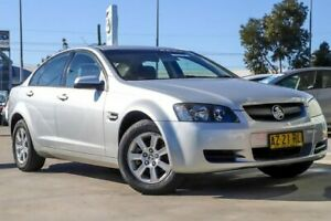 2008 Holden Commodore VE Omega Silver 4 Speed Automatic Sedan Kirrawee Sutherland Area Preview