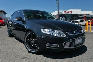 2014 Ford Falcon FG MkII G6E EcoLPi Black 6 Speed Sports Automatic Sedan Keysborough Greater Dandenong Preview