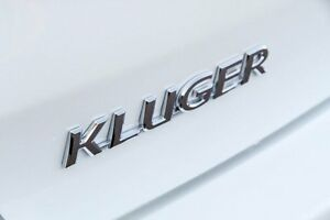 2015 Toyota Kluger GSU55R GX AWD Crystal Pearl 6 Speed Sports Automatic Wagon Wangara Wanneroo Area Preview