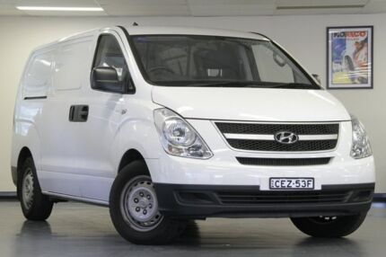 2012 Hyundai iLOAD TQ2-V MY13  6 Speed Manual Van North Willoughby Willoughby Area Preview