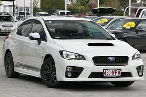 2015 Subaru WRX V1 MY15 Premium Lineartronic AWD White 8 Speed Constant Variable Sedan Moorooka Brisbane South West Preview