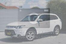2014 Mitsubishi Outlander ZJ MY14.5 ES 4WD White 6 Speed Constant Variable Wagon South Launceston Launceston Area Preview