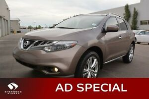 2013 Nissan Murano LE AWD LEATHER NAV Special - Was $25995 $177