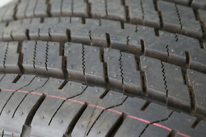 Set of LT235/65R16 Hankook DynaPro HT all season. 100% tread