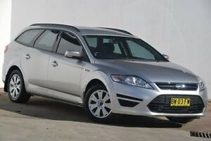2013 Ford Mondeo MC LX PwrShift TDCi Silver 6 Speed Sports Automatic Dual Clutch Wagon Blacktown Blacktown Area Preview