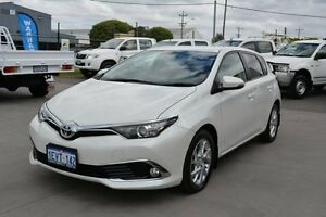 2015 Toyota Corolla ZRE182R Ascent Sport White 7 Speed CVT Auto Sequential Hatchback Welshpool Canning Area Preview