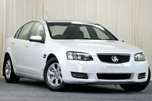 2012 Holden Commodore VE II MY12 Omega Heron White 6 Speed Sports Automatic Sedan Unley Park Unley Area Preview
