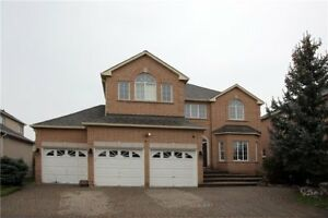 Beautiful executive 3 car garage detached home for rent Markham