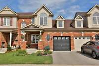 Absolutely Stunning Freehold Townhouse in Milton