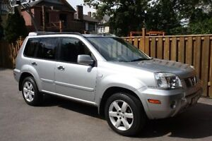 2006 Nissan X-trail SUV CERTIFIED AND E-TESTED