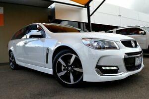 2015 Holden Commodore VF II MY16 SV6 Sportwagon White 6 Speed Sports Automatic Wagon Fawkner Moreland Area Preview