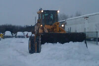 Snow Removal - Plowing - Ottawa East From Orleans