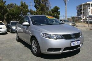 2010 Kia Cerato TD MY10 S Silver 4 Speed Automatic Sedan South Fremantle Fremantle Area Preview
