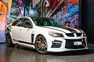 2016 Holden Special Vehicles GTS GEN-F2 MY16 Heron White 6 Speed Sports Automatic Sedan West Perth Perth City Area Preview