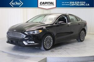 2017 Ford Fusion SE AWD *Navigation-Back Up Camera-Leather-Sunro