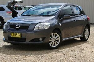 2008 Toyota Corolla ZRE152R Levin ZR Graphite 6 Speed Manual Hatchback Windradyne Bathurst City Preview