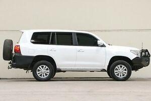 2013 Toyota Landcruiser White Sports Automatic Wagon Vermont Whitehorse Area Preview